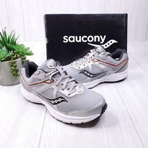 Saucony Grid Cohesion 11 Men's Running Shoes Sz 9